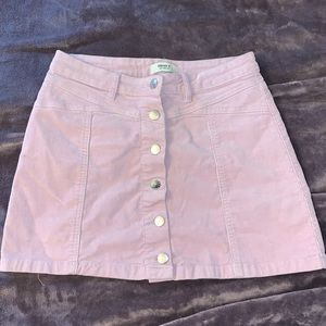 Forever 21 Size US 28 Light Purple Skirt